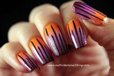 #nailart #nails #nailstagram #bblogger #beauty #nailpolish #manicure #nailpolish #glitter #bling #sparkle #nailit