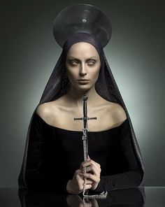 Fritz Kok - photographer (watches)  | macabre | surreal | occult | goth | editorial | dark fashion