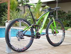Niner Jet 9 RDO | My beautiful mountain bike, CVA full suspension + 29er = second to none on the technical stuff!