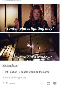 Bobbi Morse vs Melinda May || #Marvel Agents of S.H.I.E.L.D. #AoS #gif || tumblr