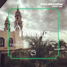 El #clima en #Veracruz #megusta www.turismoenveracruz.mx #weather