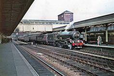 Steam Trains Uk, Disused Stations, Old Train Station, Steam Railway, Old Trains, British Rail, Great Western, Wolverhampton, Steam Engine