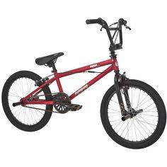 "20"" Mongoose Mode 90 Boys' Freestyle Bike"
