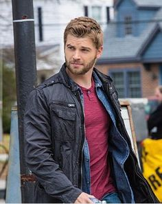 Mike Vogel- AKA Barbie from Under the Dome