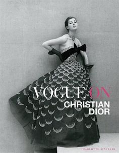 "In Christian Dior stunned the fashion world with his first collection, the ""New Look,"" which transformed the way women dressed, and he continued to send shock waves with his later shows, significantly altering the fashion landscape. Vogue on Chris Christian Dior, Vogue, Givenchy, Charlotte, Strapless Dress, Prom Dresses, Cecil Beaton, French Fashion Designers, Richard Avedon"