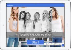 OneTap PhotoBox | Professional Photokiosk for iPad Diy Photo Booth, Ipad App, Cool Stuff, Projects, Fashion, Log Projects, Moda, Fashion Styles, Fashion Illustrations