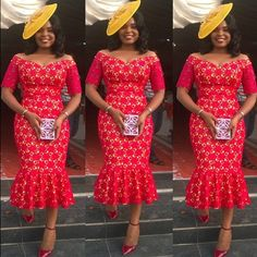 """Gorgeous Looking Bridesmaid Via @houseofborah #WeddingDigestNaija #Wdnbridesmaids"""