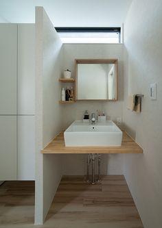 brun - New Ideas Bathroom Toilets, Washroom, Narrow House, Image House, Home Interior Design, Vanity, House Styles, Home Decor, Kitchens