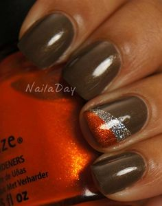 125 Awesome Fall Nails Ideas