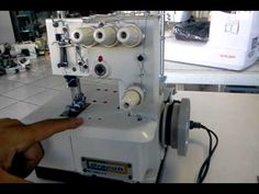 maquina galoneira 3p bracob - YouTube