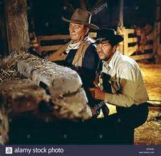 Sons of Katie Elder John Wayne & dean Martin Dean Martin, Martin Movie, Hollywood Men, Hollywood Stars, Vintage Hollywood, Westerns, The Big C, John Wayne Movies, Peter Lawford