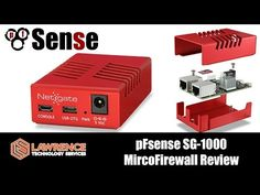 pfSense sg-1000 microfirewall review and speed test (See Updates In Description) - YouTube