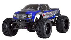 Redcat Racing Volcano EPX Truck 1/10 Scale Electric (With 2.4GHz Remote Control) - RC Car PLUS  - 12
