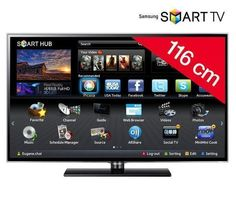 Samsung Ue46es5500 Led Smart Tv €649 PIXMANIA