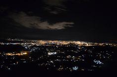 Night view of Dehradun