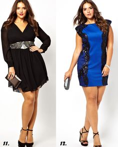 a9410a9137b Currently Craving  16 Plus Size Holiday Dresses Under  100