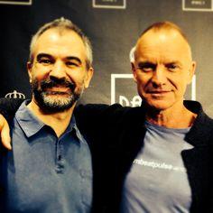 Me & Sting