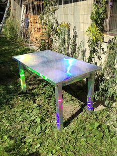 holographic table
