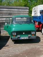 Tschechicher Kleintransporter TAZ(Skoda) beim Oldtimertreffen in Werdau
