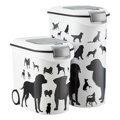 Dry Dog Food Containers                                                                                                                                                                                 More