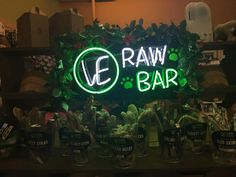 TrailBlazer in Chico, CA. VE RAW BAR by Vital Essentials.