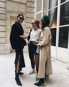 "441 Likes, 14 Comments - Storm Westphal (@stormwes) on Instagram: ""at the @malonesouliers showroom with @desifare & @nisi #pfw #malonesouliers"""