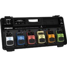 Behringer PB600 Guitar Floor Multi-Effects Pedal Board