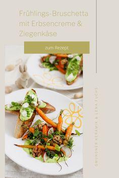 Seid ihr schon in Osterstimmung? 🐰 Mit dieser leckeren Frühlings-Bruschetta mit Erbsencreme nd Ziegenkäse von @MeinLeckeresLeben wartet eine tolle Osterjause auf euch 😍Wer sich diese Köstlichkeit für das Osterfest nicht entgehen lassen will, schaut ganz einfach auf unserer Website vorbei 😉 #gmundnerkeramik #handgefertigt #handmade #madeinaustria #purgeflammtgelb #ostern #frühjahr #easter #spring #rezept #rezeptidee #rezeptinspo Bruschetta, Easter Activities, Handmade, Amazing, Simple, Recipies
