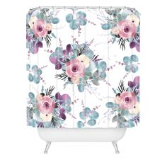 Deny Designs Iveta Abolina Summertime Breeze Shower Curtain