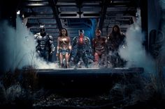 Image of the Day: Cyborg stands front and center in new Justice League still - Syfy Wire | SyfyWire