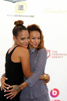 Karrueche, Christina Milian and More Attend The Trendsetters ESPY Gifting Suite (Photos) | AllWestEverything.com