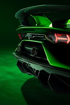 Lamborghini Aventador SVJ on Behance
