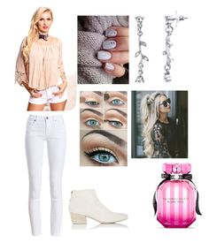 """Untitled #143"" by hey-shanay on Polyvore featuring Barbour, Marsèll, 1928 and Victoria's Secret"