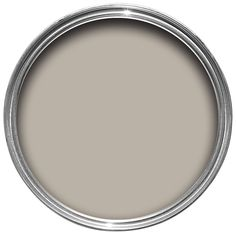 Colours Premium Any Room One Coat Alfie Beige Silk Emulsion Paint 2.5L | Departments | DIY at B&Q