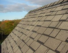 You can learn how to repair a leaking roof. Here are some simple instructions to replace shingles, repair metal roofing and fix leaks around a chimney. #homeimprovement #home #house