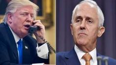 President Trump and Australia PM have 'worst call' - BBC News