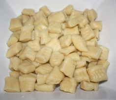 Homemade Gnocchi- i've made this with my mom along with other homemade pastas. so fun and delicious!