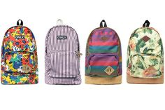 Only NY backpacks (Spring 2013)
