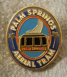 Palm Springs Aerial Tram pin