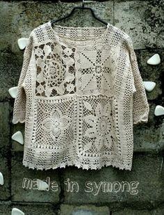 Fabulous Crochet a Little Black Crochet Dress Ideas. Georgeous Crochet a Little Black Crochet Dress Ideas. Crochet Bodycon Dresses, Black Crochet Dress, Crochet Tunic, Freeform Crochet, Love Crochet, Beautiful Crochet, Crochet Clothes, Crochet Top, Crochet Designs