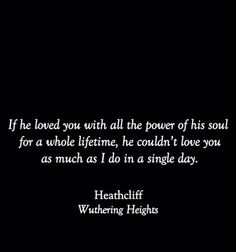 Healthcliff - Wuthering Heights