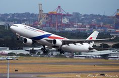 Malaysia Airlines (9M-MTA) - Airbus A330-323 - Google+