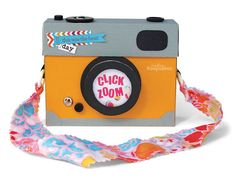 kim watson ★ paper crafts ★ designs: Camera shaped mini book + FREE cut file.