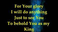 For Your Glory - Tasha Cobbs - Lyrics