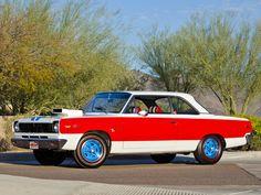 1969 AMC Hurst SC / Rambler
