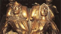The Tomb of Henry VII and Elizabeth of York