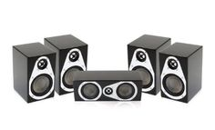 Energy Veritas Mini 5.0 Reference Home Theater Speaker Package (Black) by Energy. Save 52 Off!. $599.95. Energy Veritas Speakers are the true essence of audiophile sound and timeless beauty. This premier flagship line offers movie and music aficionados the ultimate in audio quality, lasting value and unrivalled design.This home theater speaker package includes: (4) Energy Veritas V-Mini 2-Way Bookshelf Speakers (1) Energy Veritas V-Mini-C 2-Way Center Channel Speaker Bookshelf S...