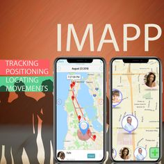 ‎iMapp - Find my Phone, Friends Find My Phone, You Know Where, App Store, Ipod Touch, Itunes, Finding Yourself, Ipad, Positivity, Number