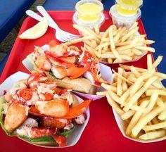 Cape Cod food trip