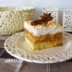 Jabłkowe chmurki   Świat Ciasta
